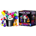 Magic Hat with secret compartment